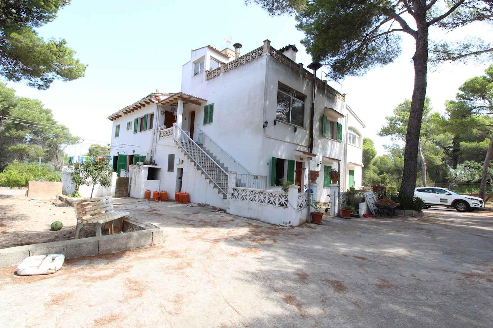 Finca/Casa Rural de 9 habitaciones en Capdepera en venta con garaje - 700.000 € (Ref: 3533265)