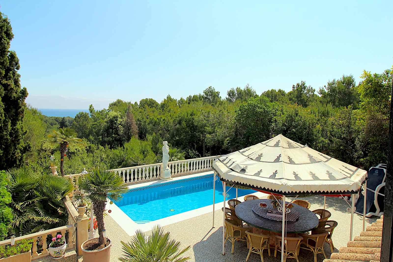 5 soverom Villa til salgs i Font de Sa Cala / Font de La Cala med svømmebasseng garasje - € 780 000 (Ref: 3949422)