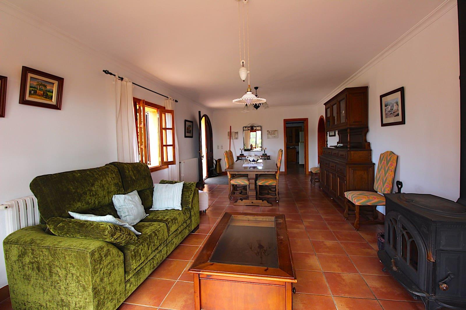 5 slaapkamer Finca/Landhuis te huur in Font de Sa Cala / Font de La Cala met garage - € 2.000 (Ref: 4564985)