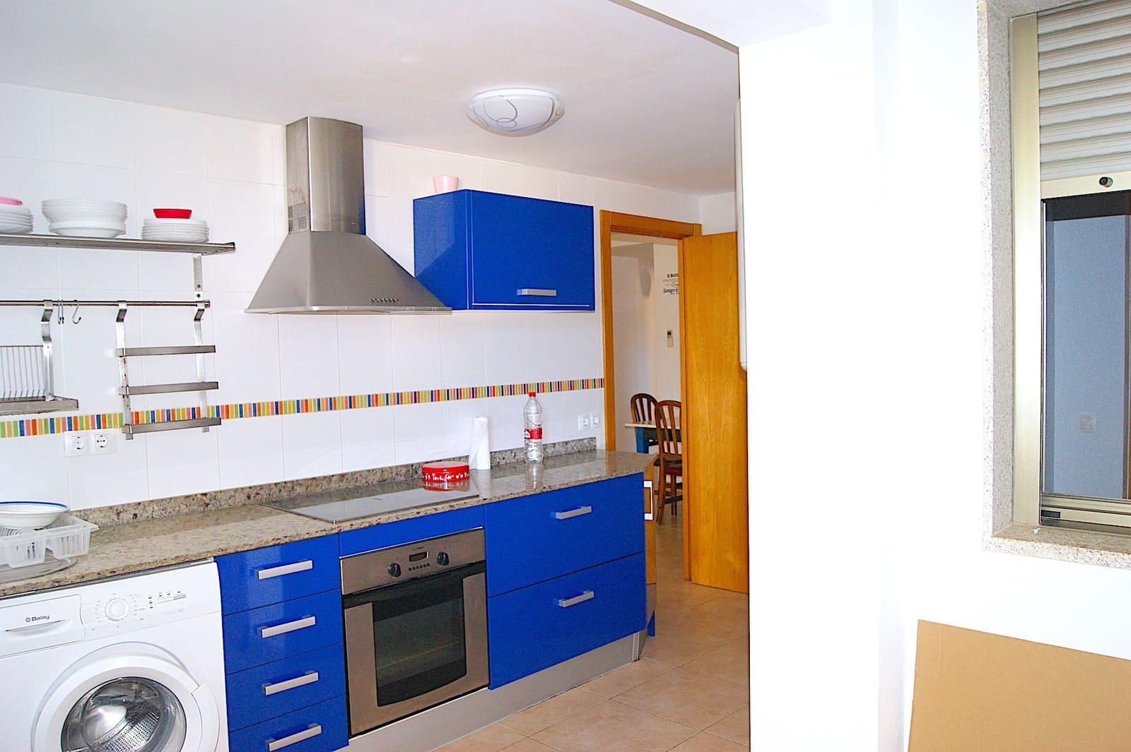 3 soveværelse Rækkehus til salg i Son Servera med garage - € 210.000 (Ref: 6038993)
