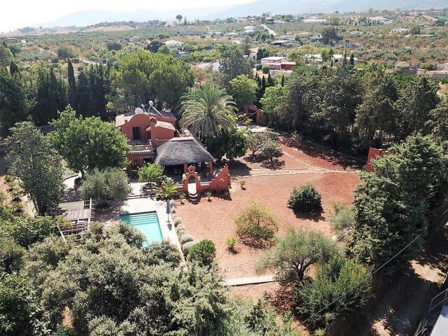4 sovrum Finca/Hus på landet till salu i Alhaurin de la Torre - 639 000 € (Ref: 5540376)