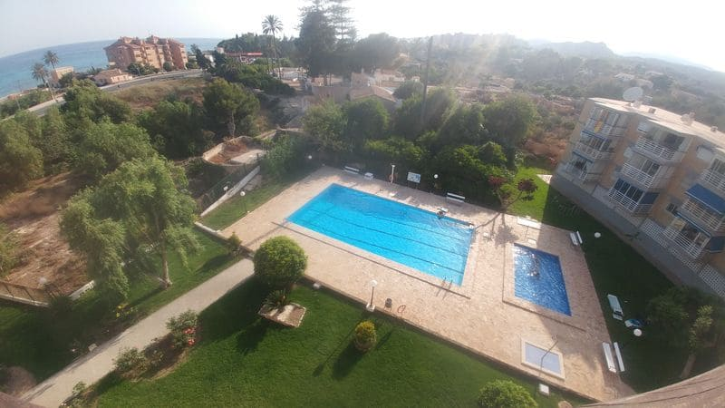 2 bedroom Apartment for holiday rental in La Villajoyosa / Vila Joiosa with pool garage - € 250 (Ref: 3152472)