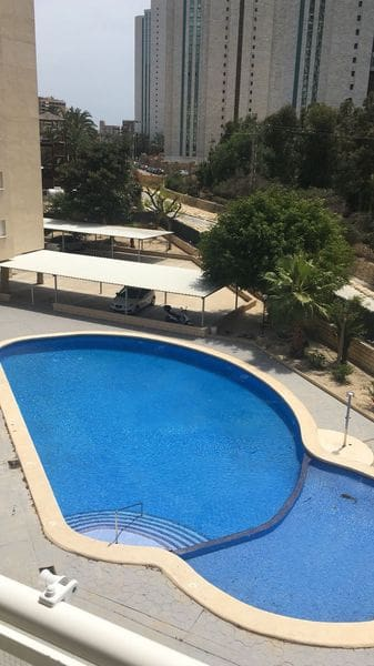 1 bedroom Apartment for holiday rental in Finestrat with pool garage - € 550 (Ref: 3489760)