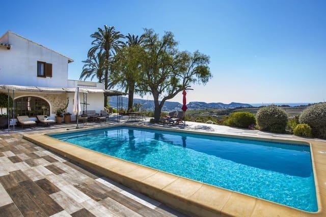 8 camera da letto Finca/Casa di Campagna in vendita in Teulada con piscina - 1.700.000 € (Rif: 5886847)