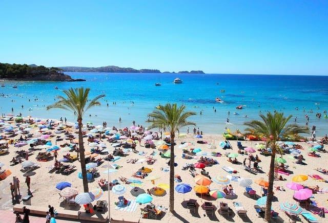 9 Zimmer Hotel zu verkaufen in Calvia - 1.575.000 € (Ref: 4736565)