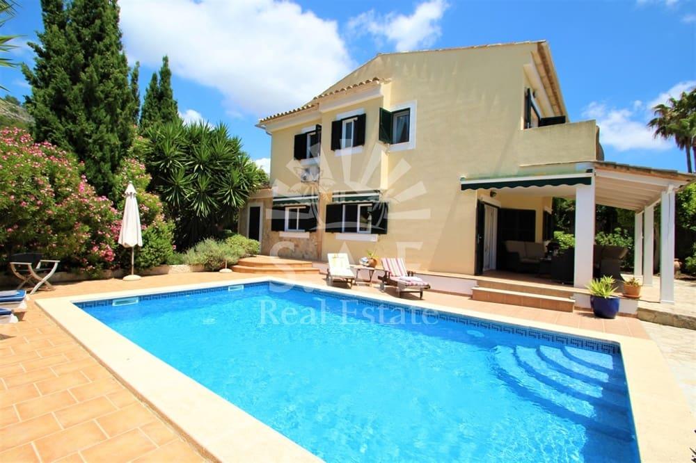 3 sypialnia Dom na sprzedaż w Calvia - 790 000 € (Ref: 5577025)