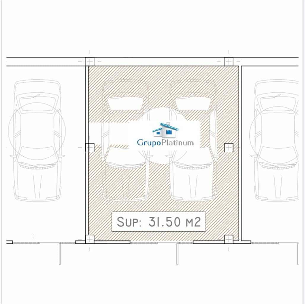 Garage till salu i San Juan de los Terreros - 8 500 € (Ref: 5146918)