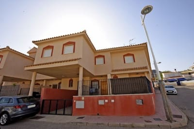 3 bedroom Terraced Villa for sale in Pilar de Jaravia - € 105,000 (Ref: 5146921)