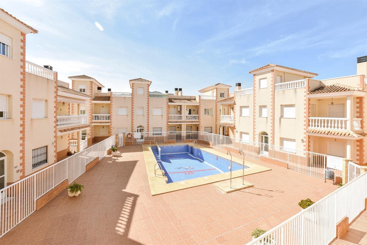 Ático de 2 habitaciones en Los Lobos en venta con piscina - 69.950 € (Ref: 5146934)