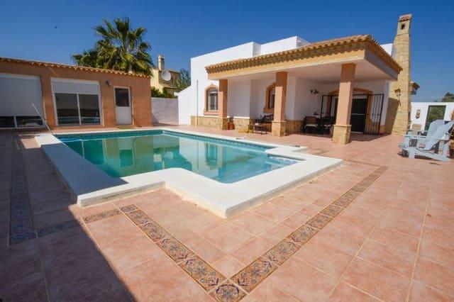 2 soverom Villa til salgs i La Algarrobina med svømmebasseng - € 244 950 (Ref: 5146981)