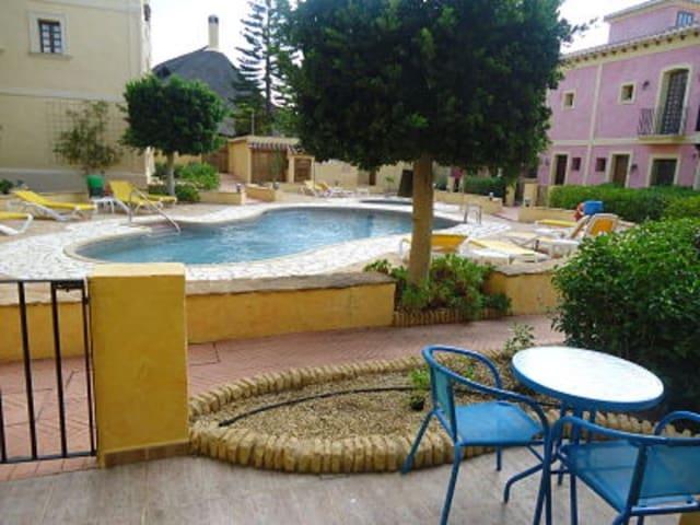 2 sovrum Radhus till salu i Desert Springs med pool - 134 950 € (Ref: 5147050)