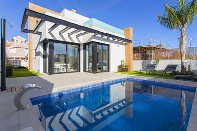 4 bedroom Villa for sale in San Juan de los Terreros with pool - € 335,000 (Ref: 5147082)