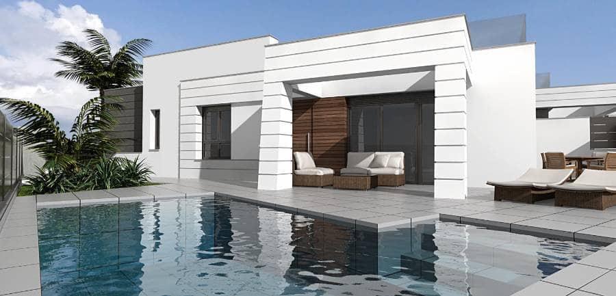 Chalet de 3 habitaciones en San Juan de los Terreros en venta con piscina - 295.000 € (Ref: 5147093)