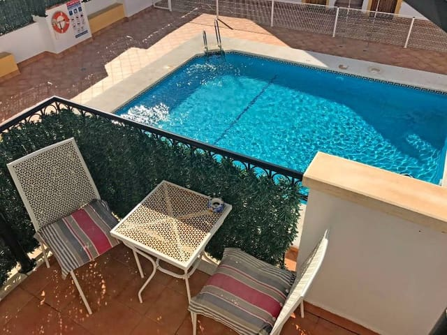 2 bedroom Penthouse for sale in Palomares with pool - € 84,000 (Ref: 5147191)