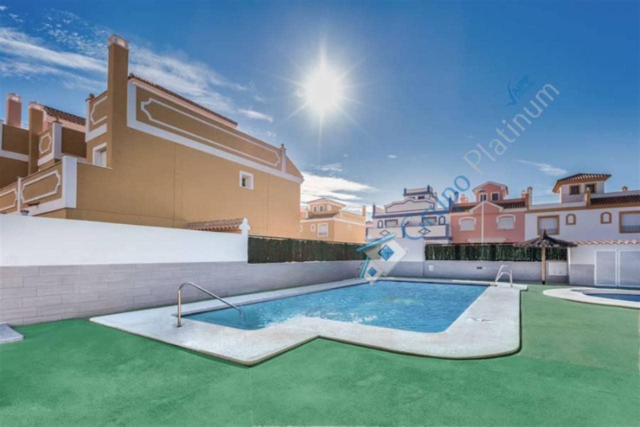 Adosado de 3 habitaciones en San Juan de los Terreros en venta con piscina - 134.797 € (Ref: 5147284)
