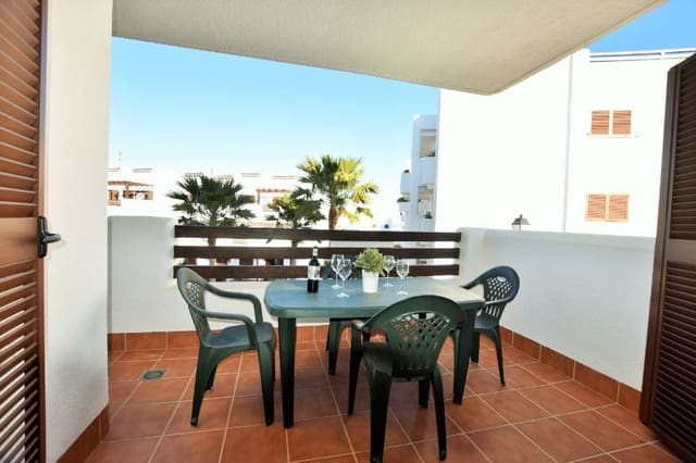 Apartamento de 1 habitación en San Juan de los Terreros en alquiler vacacional con piscina - 400 € (Ref: 5175489)
