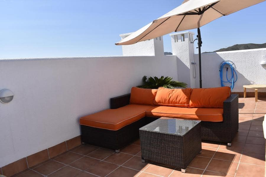 2 bedroom Apartment for holiday rental in San Juan de los Terreros with pool - € 500 (Ref: 5175490)