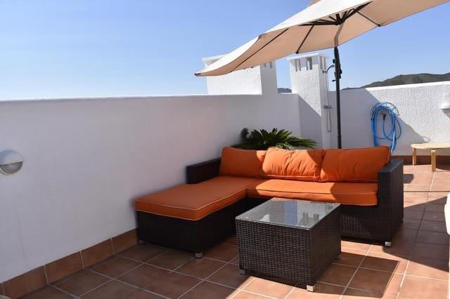Ático de 2 habitaciones en San Juan de los Terreros en alquiler vacacional con piscina - 500 € (Ref: 5175490)