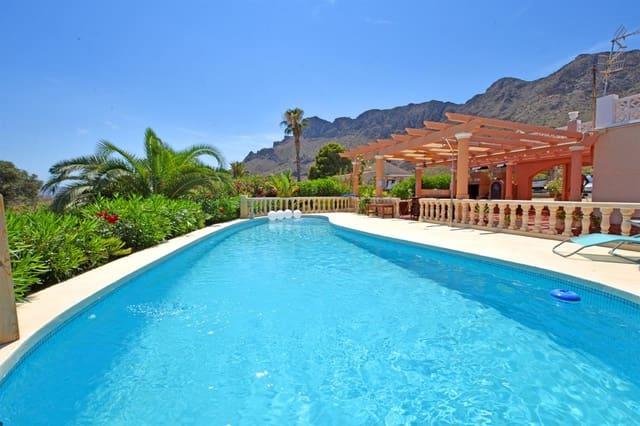 Chalet de 2 habitaciones en Pilar de Jaravia en alquiler vacacional con piscina - 1.204 € (Ref: 5175498)