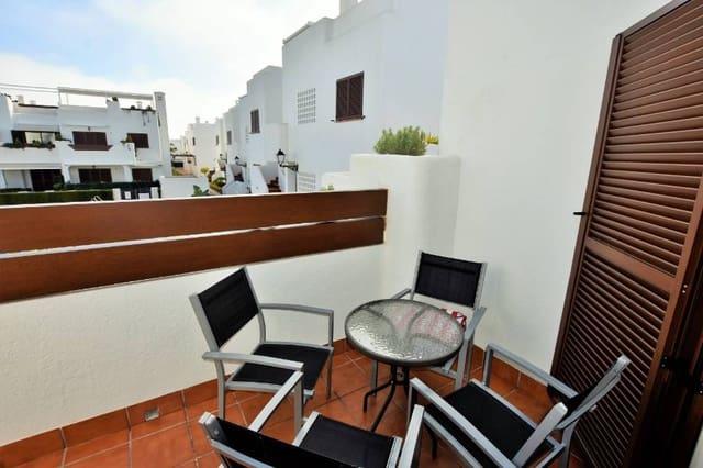 2 Zimmer Ferienpenthouse in San Juan de los Terreros mit Pool - 550 € (Ref: 5175504)