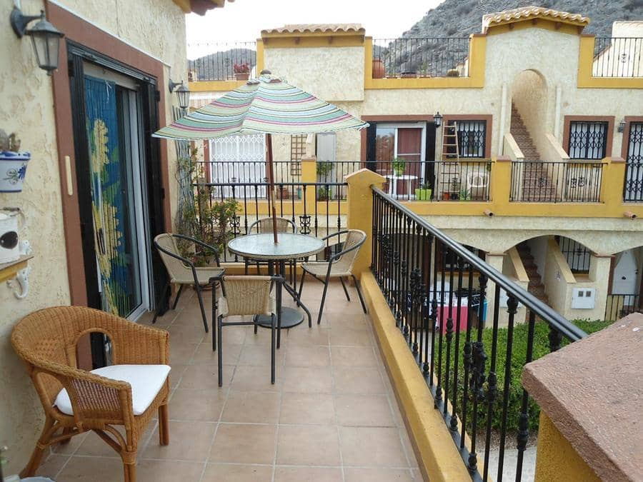 2 bedroom Penthouse for holiday rental in El Calon with pool - € 300 (Ref: 5175505)