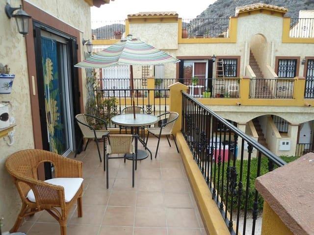2 soverom Penthouse til salgs i El Calon med svømmebasseng - € 300 (Ref: 5175505)