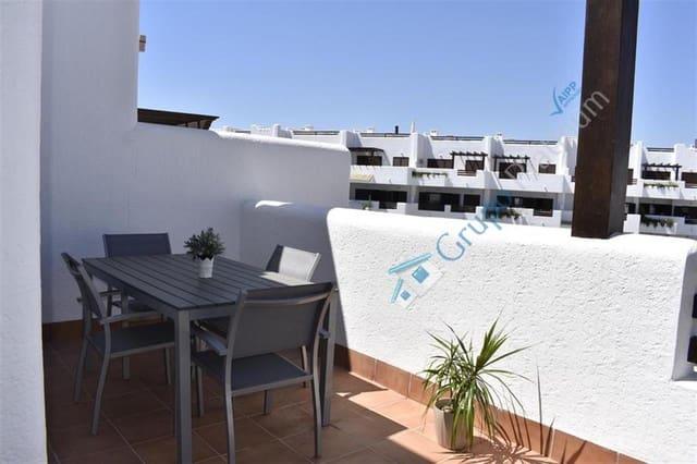2 sypialnia Penthouse na kwatery wakacyjne w San Juan de los Terreros z basenem - 500 € (Ref: 5175506)