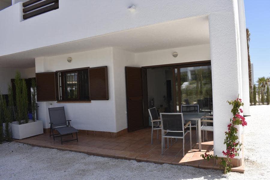 1 sypialnia Apartament na kwatery wakacyjne w San Juan de los Terreros z basenem - 450 € (Ref: 5175509)