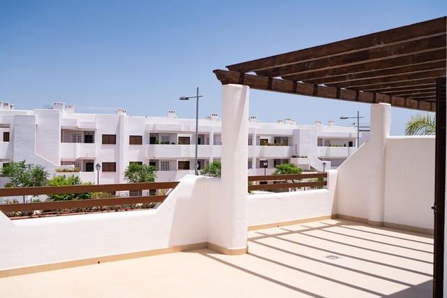 3 sypialnia Penthouse na sprzedaż w San Juan de los Terreros z basenem - 245 000 € (Ref: 5192960)