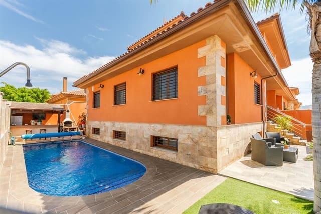 4 sypialnia Dom szeregowy na sprzedaż w Pulpi z basenem - 346 000 € (Ref: 5235120)