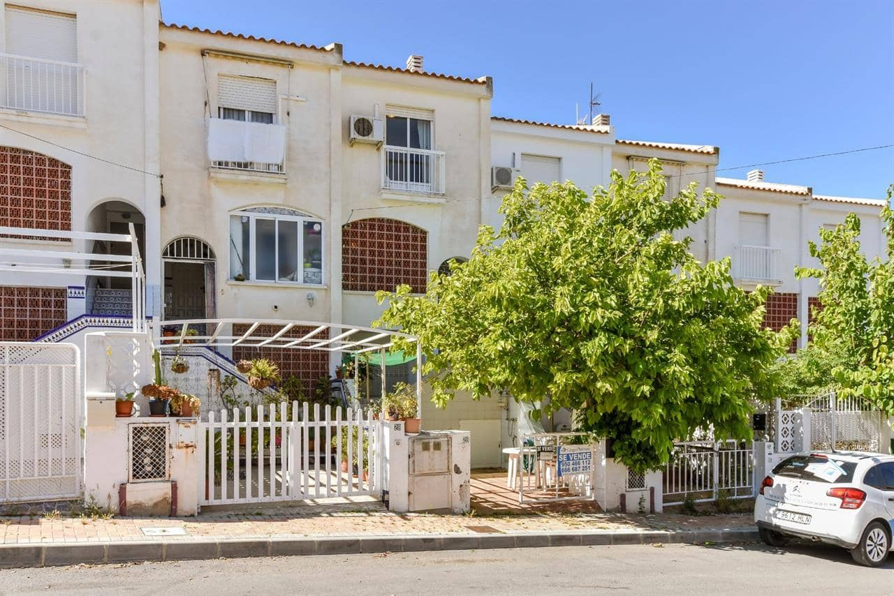 Adosado de 3 habitaciones en Calabardina en venta - 110.000 € (Ref: 5283606)