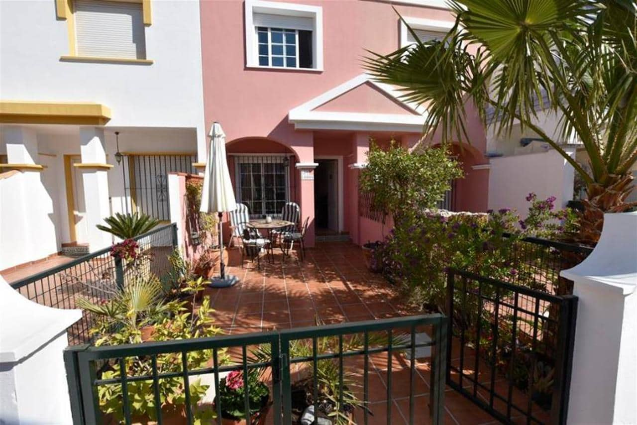 2 sypialnia Dom szeregowy na kwatery wakacyjne w San Juan de los Terreros - 400 € (Ref: 5423799)