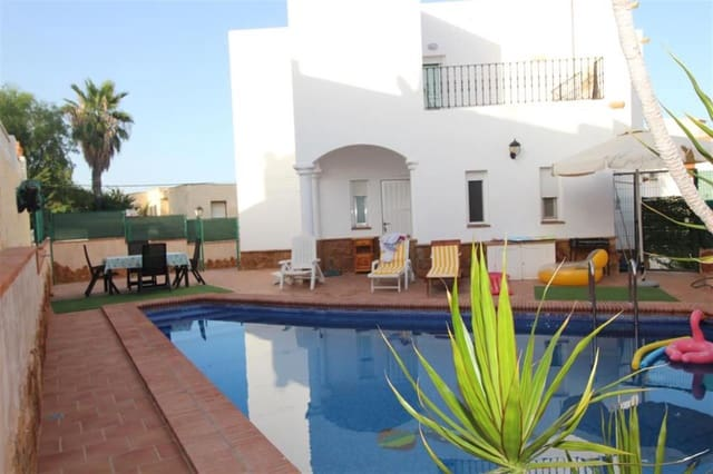 4 bedroom Villa for sale in Mojacar with pool - € 399,000 (Ref: 6280184)