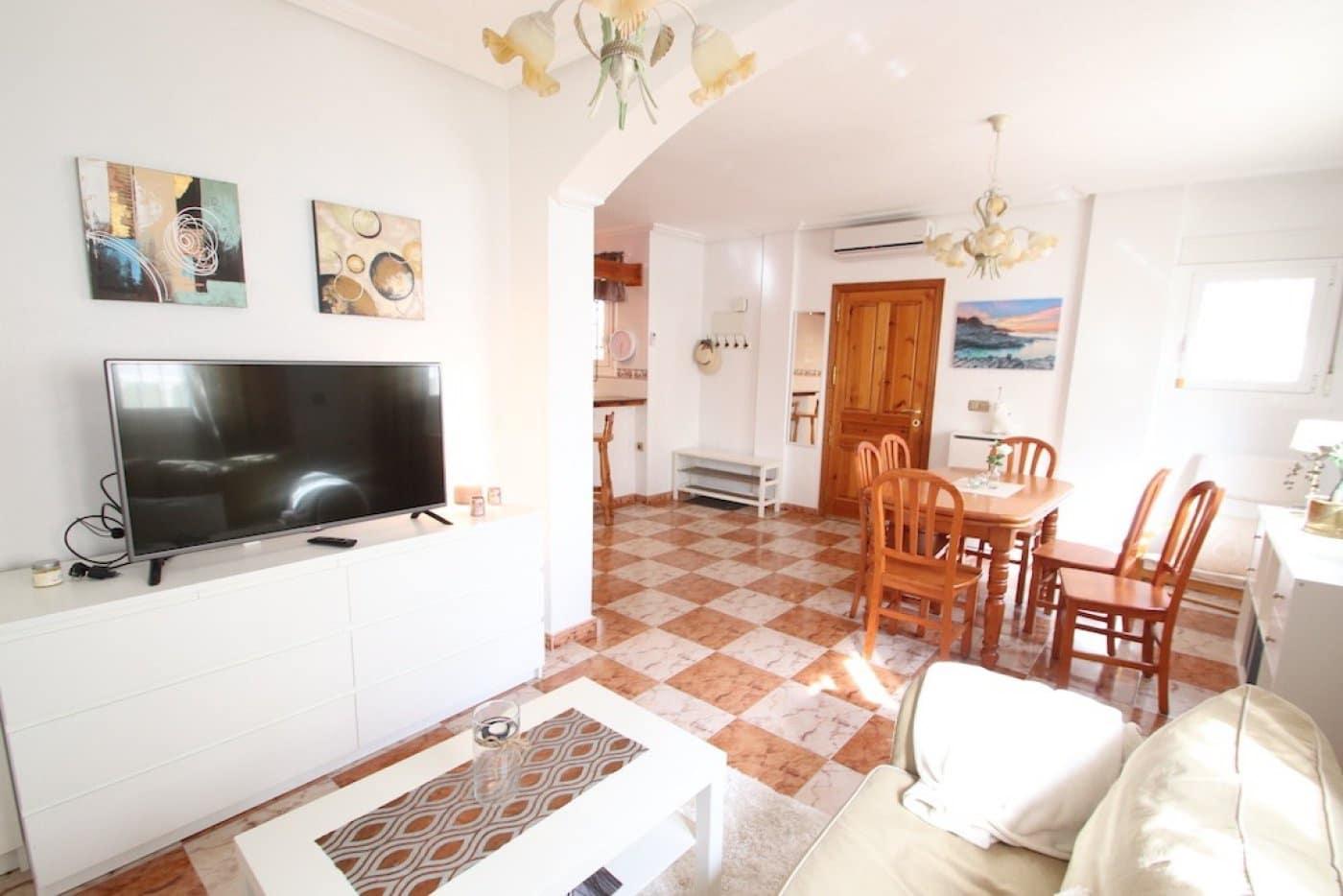 Adosado de 2 habitaciones en Playa Flamenca en venta con piscina - 128.000 € (Ref: 4891070)