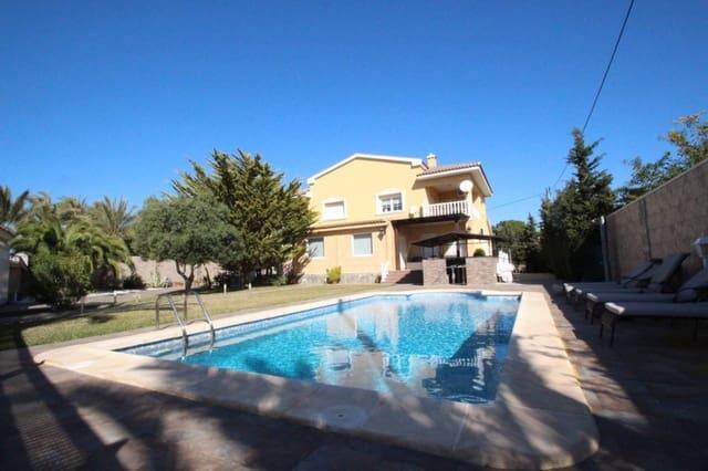 5 soveværelse Villa til leje i Cabo Roig - € 3.500 (Ref: 4921822)