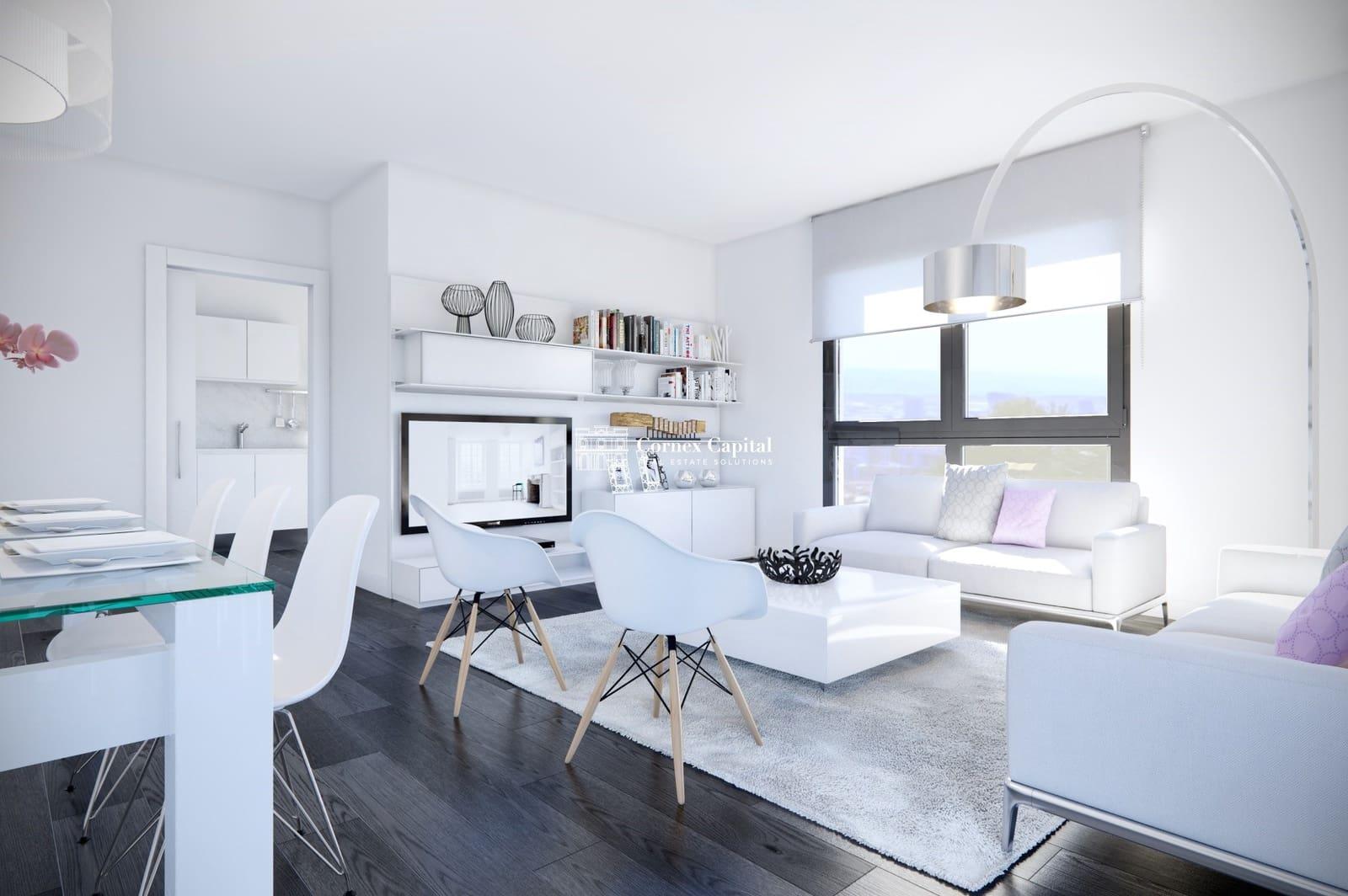 Apartamento de 1 habitación en Esplugues de Llobregat en venta con piscina - 382.100 € (Ref: 5838373)