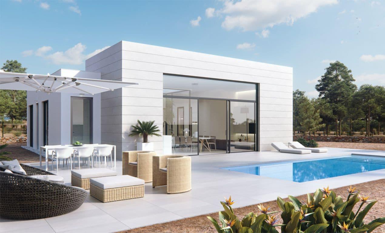 Chalet de 3 habitaciones en Las Colinas Golf en venta con piscina - 515.000 € (Ref: 5097487)