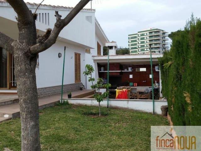 5 makuuhuone Huvila myytävänä paikassa Benicassim mukana uima-altaan  autotalli - 675 000 € (Ref: 2756040)