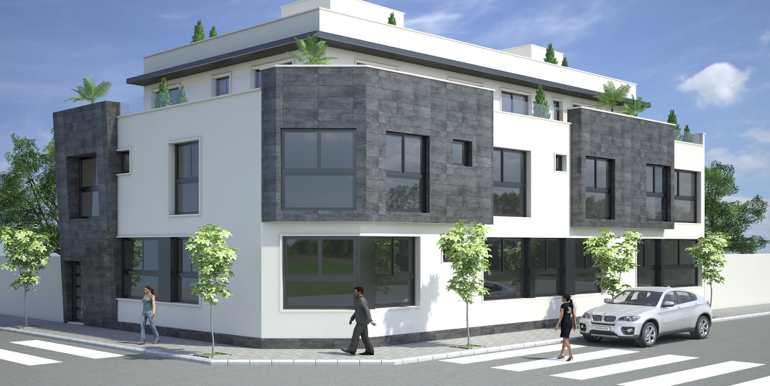 Apartamento de 2 habitaciones en Pilar de la Horadada en venta - 77.000 € (Ref: 3061340)