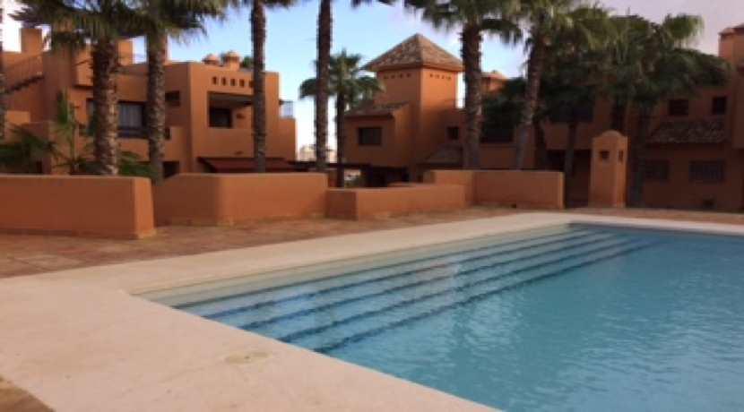 3 bedroom Townhouse for sale in San Miguel de Salinas with pool garage - € 236,000 (Ref: 3310943)
