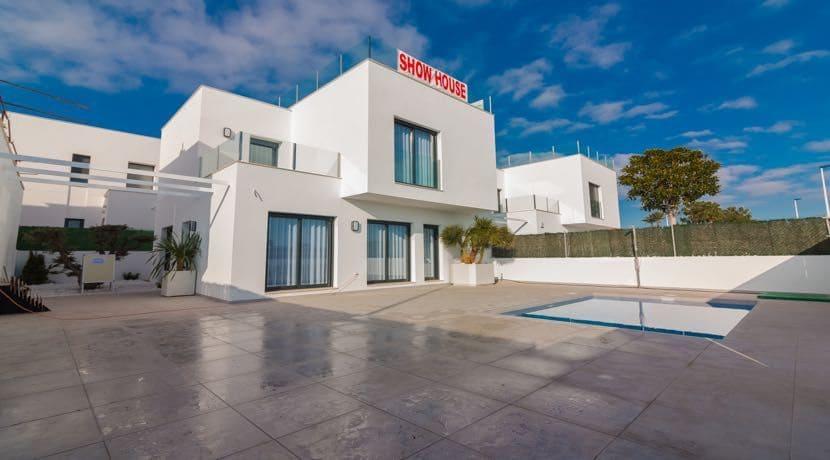 3 bedroom Villa for sale in San Pedro del Pinatar with pool - € 269,900 (Ref: 5125783)
