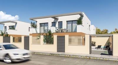 3 bedroom Semi-detached Villa for sale in San Pedro del Pinatar with pool - € 225,000 (Ref: 5164031)