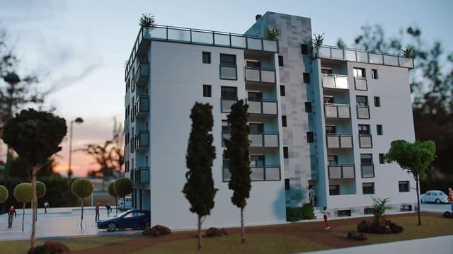 2 bedroom Apartment for sale in San Pedro del Pinatar with pool - € 122,300 (Ref: 5561742)