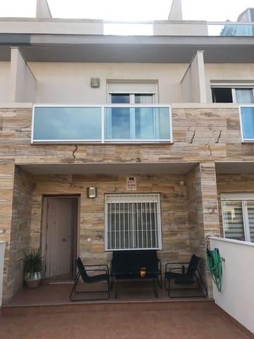 3 sypialnia Dom na sprzedaż w San Pedro del Pinatar z basenem - 121 500 € (Ref: 5722971)