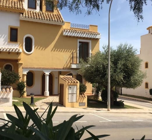 4 bedroom Townhouse for sale in La Manga Club with pool - € 335,000 (Ref: 5779330)