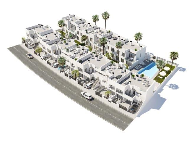 3 bedroom Terraced Villa for sale in Santiago de la Ribera with pool - € 192,000 (Ref: 5957057)