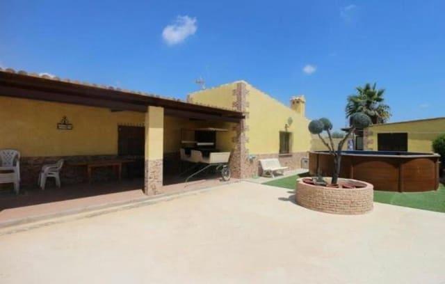 3 soveværelse Finca/Landehus til salg i El Mirador med swimmingpool garage - € 167.500 (Ref: 5965016)