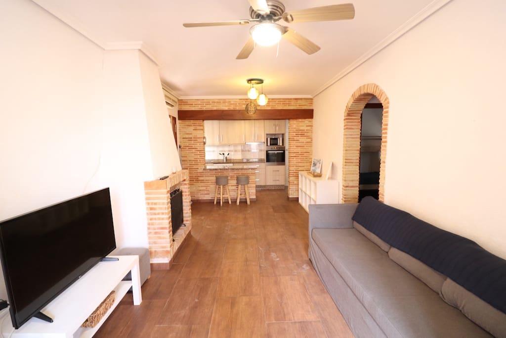 Bungalow de 3 habitaciones en Orihuela Costa en venta - 135.000 € (Ref: 6323193)