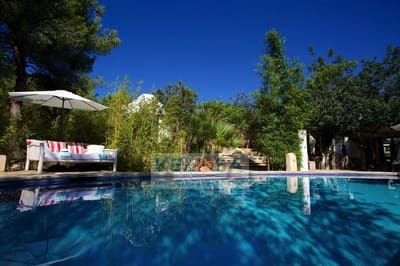 7 bedroom Finca/Country House for sale in Sant Llorenc de Balafia with pool - € 2,850,000 (Ref: 3279025)