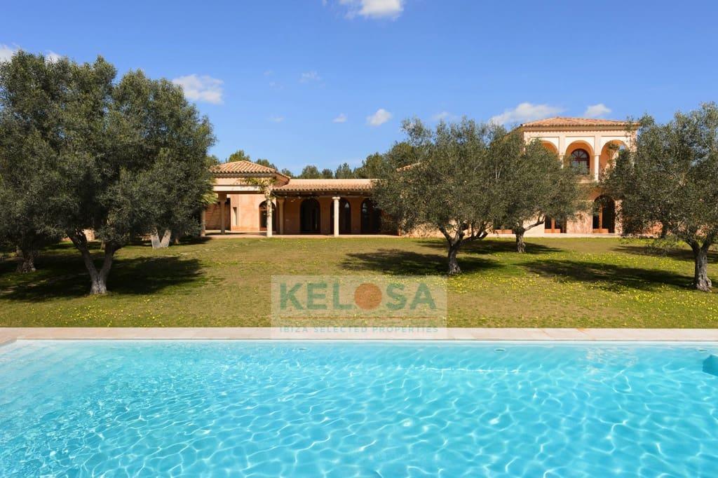 8 Zimmer Villa zu verkaufen in Puig de'n Valls mit Pool - 5.900.000 € (Ref: 3999432)